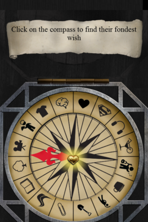 The Compass of wishes